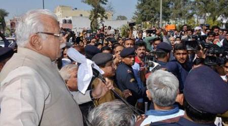 Haryana CM Khattar asks people to share info about Murthalincident