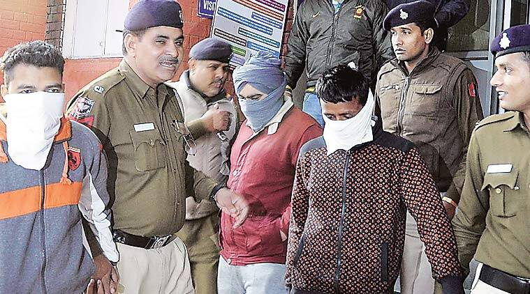 arrest, kidnapping, youth kidnap, chandigarh police, chandigarh news