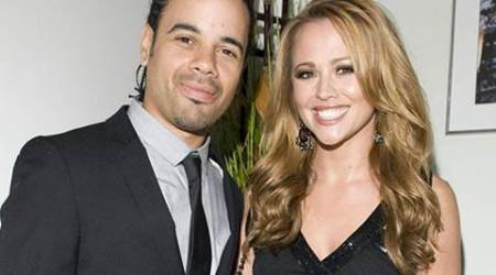 Kimberley Walsh, Justin Scott marry in Barbados