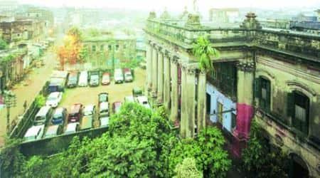 kolkata art, art, art exhibition, Tagore Castle, Kali Krishna Tagore, Calcutta: Chitpur Road Neighbourhoods, talk