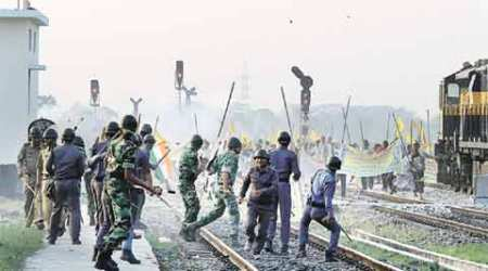 Simply put: What's behind the protests, rail roko in NorthBengal?