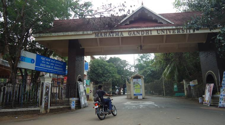 mahatma gandhi university kerala online thesis 'samaksham' is a feature film being produced by mg university, to build awareness on organic agriculture mahatma gandhi university has been re-accredited by naac with a-grade schools.