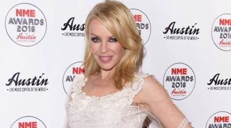 Kylie Minogue celebrates 10 years of being cancer-free