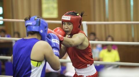 L sarita Devi , L sarita Devi return, Sarita return, Sarita comeback, SAG, SAG updates, SAG news, commonwealth games, sports news, sports