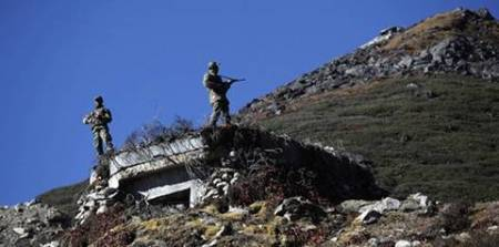 Indian and Chinese troops hold first joint tactical exercise in Ladakh