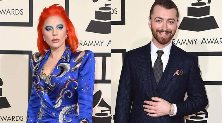 Lady Gaga, Sam Smith, Sam Smith Lady Gaga, Sam Smith lagy gaga fan, Lady Gaga fan, Lady Gaga news, Lady Gaga song, entertainment news