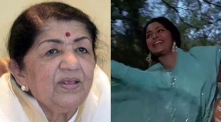 Wasn't very happy with 'Aaj phir jeene ki tamanna hai': Lata Mangeshkar
