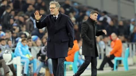 Paris St Germain extend Laurent Blanc's contract until  2018