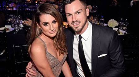 Lea Michele splits from boyfriend Matthew Paetz