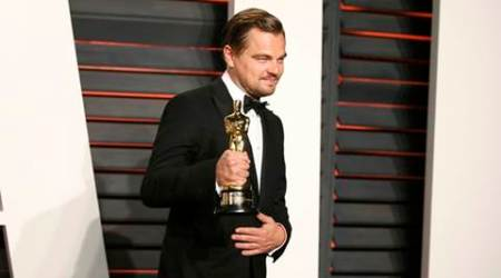 Oscars 2016: Leonardo DiCaprio's win becomes most tweeted moment of Oscar