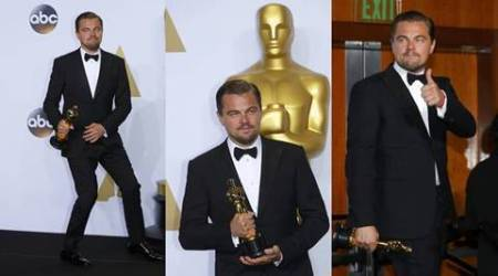 'I screamed so loud, mom thought the toilet was eating me': Internet reacts to Leonardo Di Caprio finally winning anOscar