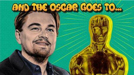 Leonardo Di Caprio's quest for the Oscar, in hilarious Internet memes