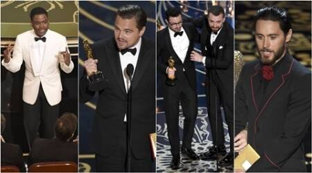 Oscars 2016: Seven memorable moments from the Academy Awards
