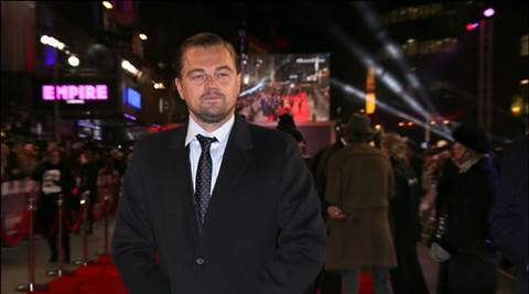 Meeting Pope 'was great,' says Leonardo  DiCaprio