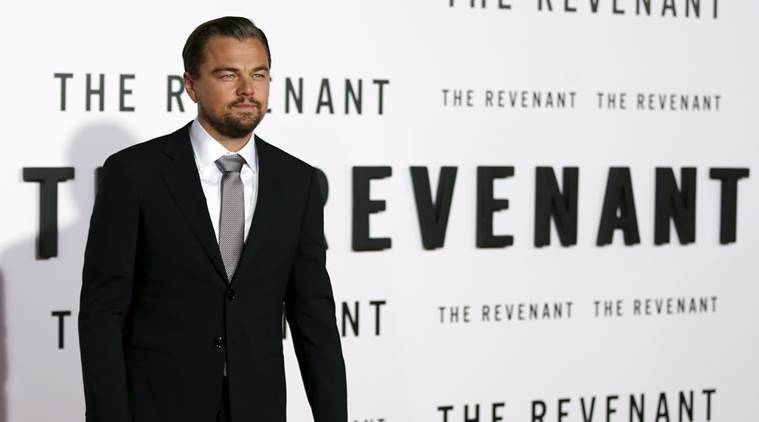 Leonardo DiCaprio, The Revenant, Leonardo DiCaprio The Revenant, Leonardo DiCaprio Oscars 2016, Leonardo DiCaprio Oscar Award, Leonardo DiCaprio Oscars Nominatons, The revenant Oscars 2016, The revenant Oscar nominations, The revenant Oscar Award, Oscars 2016, Academy Awards 2016, Leonardo DiCaprio Films