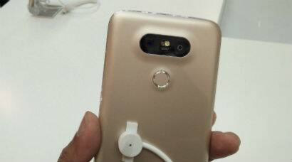 LG G5, LG G5 launch, LG G5 side-out battery, LG G5 camera, LG G5 specs, LG G5 features, LG G5 vs S7, LG G5 pricing, MWC 2016, MWC, LG 360 VR, mobiles, smartphones, technology, technology news