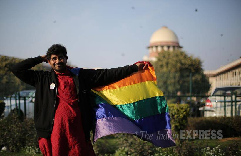 LGBT, LGBT rights, Gay, Gay Sex, Gay Rights Supporters, homosexuality, homosexual, Section 377, Supreme Court, Section 377 Supreme Court Petition, New Delhi