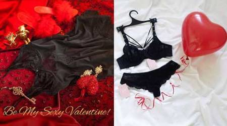 Classy or racy lingerie: What's your Valentine's Day pick?