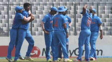 U19 World Cup: Rishabh Pant helps India beat Namibia by 197 runs, enter semis