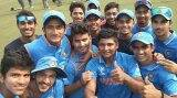 Live Cricket Score, India U-19 vs West Indies U-19, U-19 World Cup final: India in tatters early on