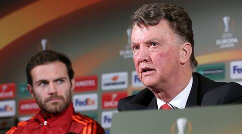 Manchester United must learn to ignore their critics: Louis  van Gaal