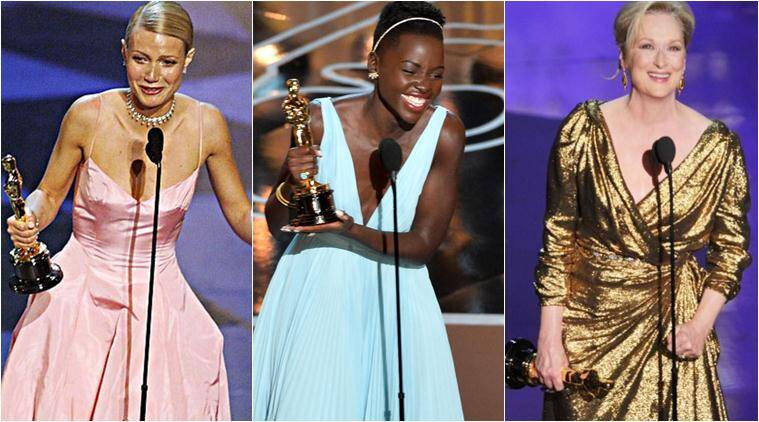oscars, oscar awards, oscar awards 2016, lupita nyong'o, Meryl Streep, Gwyneth Paltrow, oscar speeches, Cuba Gooding Jr, Matthew McConaughey, oscar awards speeches, the academy, the academy awards, entertainment news