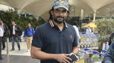 R. Madhavan's political happiness