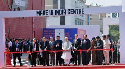 Make In India week: Over 9,000 companies to Meet In Mumbai