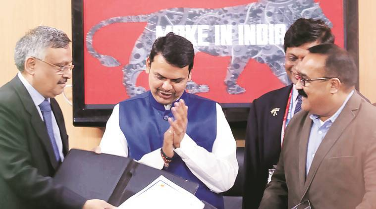 Devendra Fadnavis, Pune, Mumbai, Mumbai chief minister, Eknath Khadse, Khadse, Khadse resignation, khadse corruption, mumbai news, latest news, india news