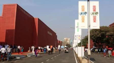 IFSC will be built at Make in India venue: Maharashtra CMFadnavis