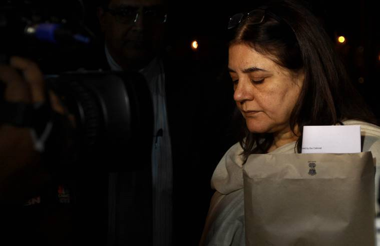 maneka gandhi, child abuse, prevention of child abuse, child abuse laws, laws against child abuse, protection of children, sexual offences, children sexual offences, india news
