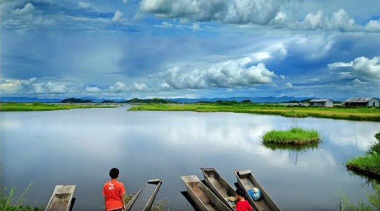 Be one with nature at Manipur. (Photo: Facebook/ Manipur Tourism)