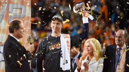 Super Bowl 50: As ugly as it was, it was beautiful for Manning