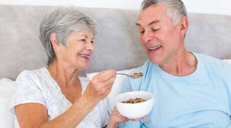 Couple's eating habits can up chances of obesity regardless of genetics