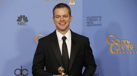 Matt Damon, Oscars 2016, Academy awards, Oscar Winner Matt Damon, Matt Damon Oscar awards, Matt Damon academy Awards, Entertainment news