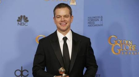 Matt Damon to receive Stanley Kubrick Britannia Award