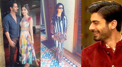 Mawra Hocane, Mahira Khan, Fawad Khan: Pakistani actors in Bollywood