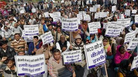 Only want MCD employees' salaries to be paid: Delhi HC
