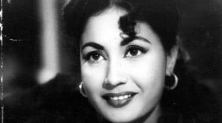 Meena Kumari, Meena Kumari Paintings, Meena Kumari Portraits, Meena Kumari Films, Meena Kumari Memoribilia, Meena Kumari actress, Entertainment news