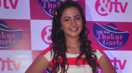 Actress Meera Deosthale playing grown-up Chakor in 'Udaan' feels no pressure