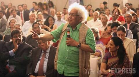 meghnad desai, yug darshan book launch, gujarat yug darshan, meghnad desai news, india news, latest news