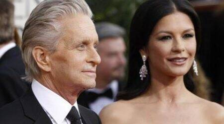 Michael Douglas' career highlight was meeting his wife Catherine Zeta Jones