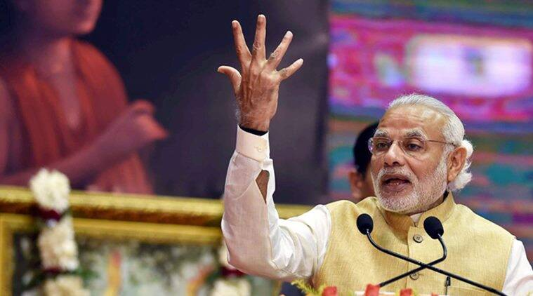 NGOs, black-marketers conspiring against me says, PM Modi