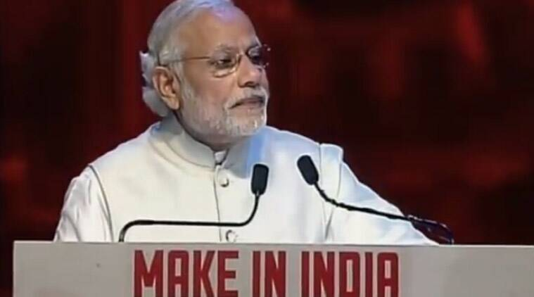 narendra modi, make india, make in india week, modi make in india, skill india, india news, business news