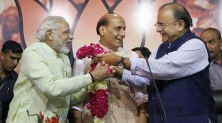 PM Modi, Rajnath, Jaitley to address BJP youth convention in Mathura