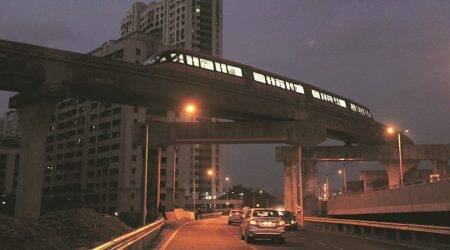 Mumbai Monorail phase II trials from October 10