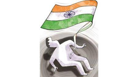Searching for 'Bharat Mata': In the name of themother