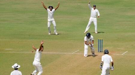 Ranji Trophy, Ranji Trophy 2016, Nebgal vs Madhya Pradesh, Madhya Pradesh vs Bengal, Ben vs MP, MP vs Ben, Manoj Tiwary hundred, Tiwary hundred, Pankaj Shaw, cricket news, Cricket