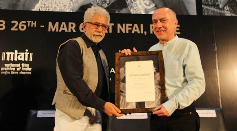 Naseeruddin Shah, Naseeruddin Shah news, Naseeruddin Shah film, Naseeruddin Shah workshop, entertainment news