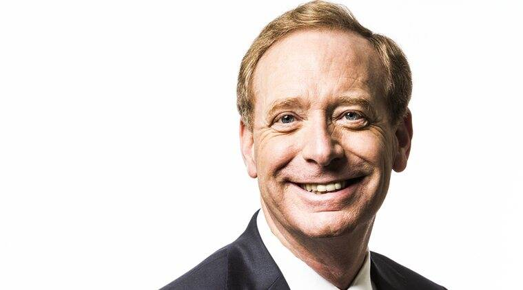 Microsoft President Brad Smith has revealed that the company is in talks with government to link Aadhar with Skype